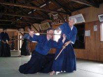 Japan 2007 Bunbukan dojo