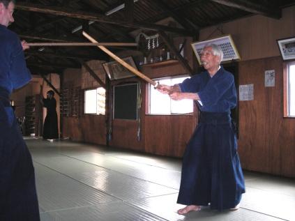 Nishioka Sensei Bunbukan 2007