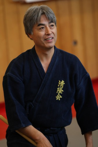 Taisuke Watabe Menkyokaiden and Seiryukai Sandaime Kaicho Shihan (1)